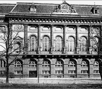 Tak kiedyś wyglądała filharmonia w Szczecinie [GALERIA]