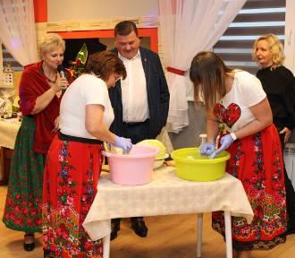 Gospodynie z KGW w Romanówce kisiły kapustę
