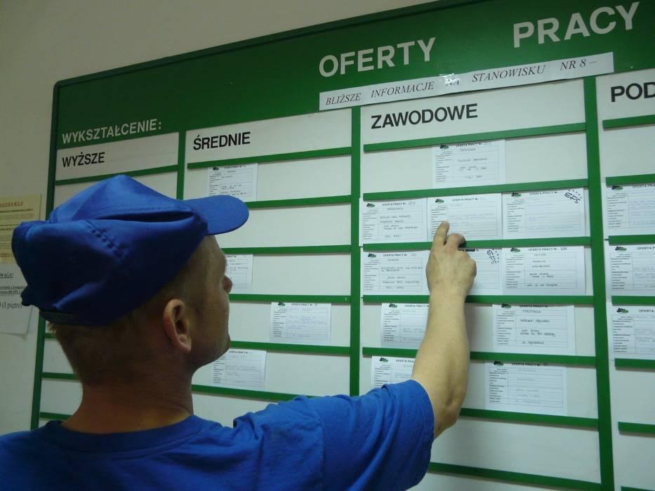 Powiat wrzesiński: Bardzo niska stopa bezrobocie. Zobacz kogo poszukują pracodawcy