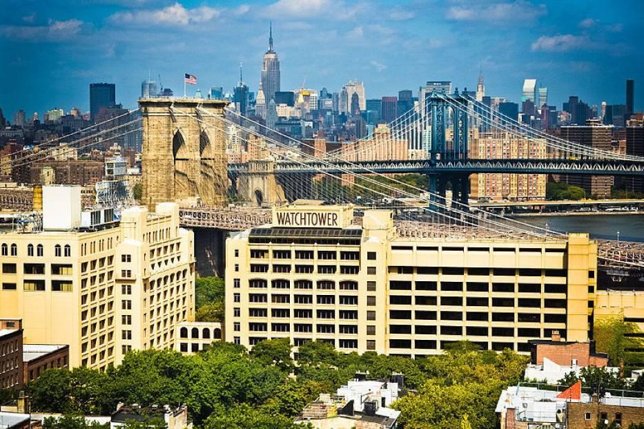 Światowe Biuro Główne Świadków Jehowy w Nowym Jorku (Watchtower - ang