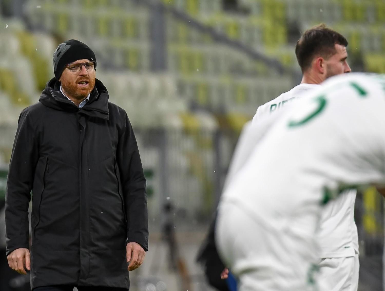 Piotr Stokowiec, trener Lechii Gdańsk