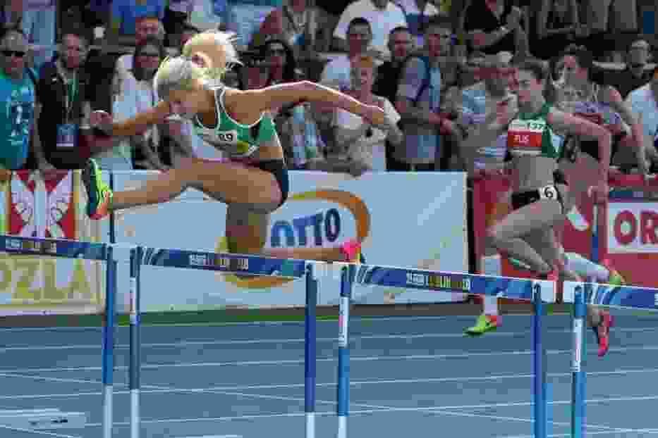 25-letnia Karolina Kołeczek (AZS UMCS Lublin) będzie jedną z głównych faworytek do wygranej w biegu na 100 m ppł,