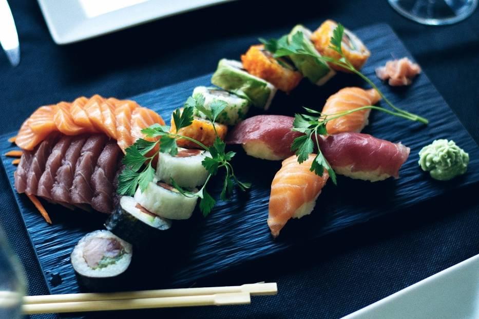Najlepsze sushi w Opolu