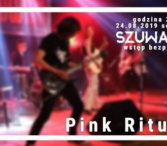 Pink Ritual z Oleśnicy zagra w Szuwary Cafe