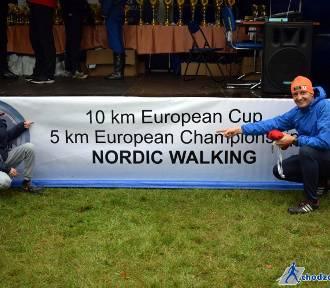Nordic Walking. Ryszard i Jan Walendziakowie wicemistrzami Europy!