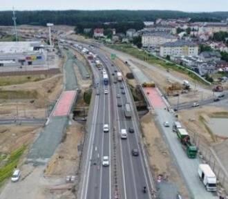 Zamknięta łącznica Obwodnicy Trójmiasta w Gdyni w związku z budową trasy S6