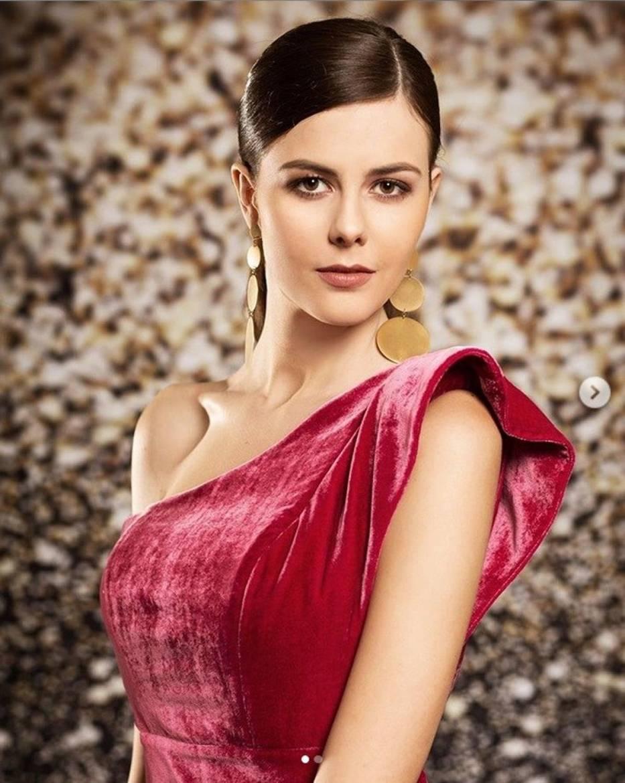 Paulina Bołoz z Krzyżówki