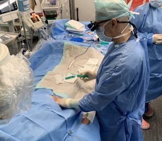 Pierwszy taki zabieg w północnej Polsce wykonany przez zespół kardiologów i kardiochirurgów