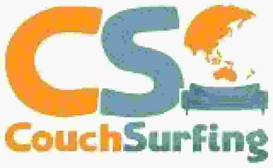 Logo couchsurfingu