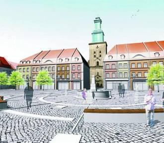 Wkrótce ruszy drugi etap rewitalizacji w dolnej części Krosna Odrzańskiego