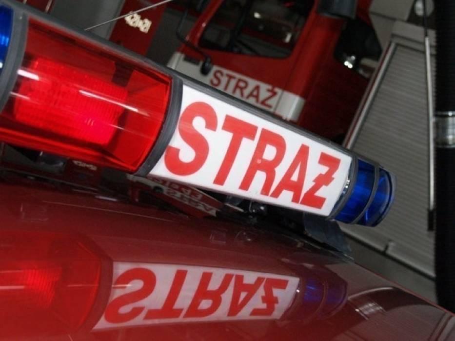 79-latek zginął w pożarze przy ul