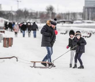 Tak wyglądała zima w styczniu w Trójmieście!