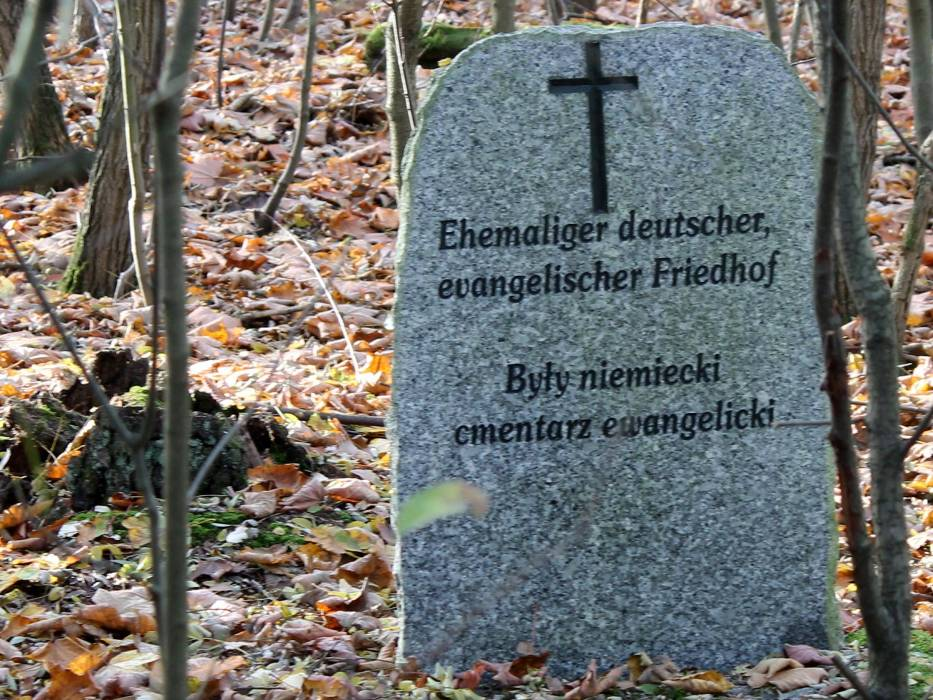 Opuszczone cmentarze - gmina Wolsztyn
