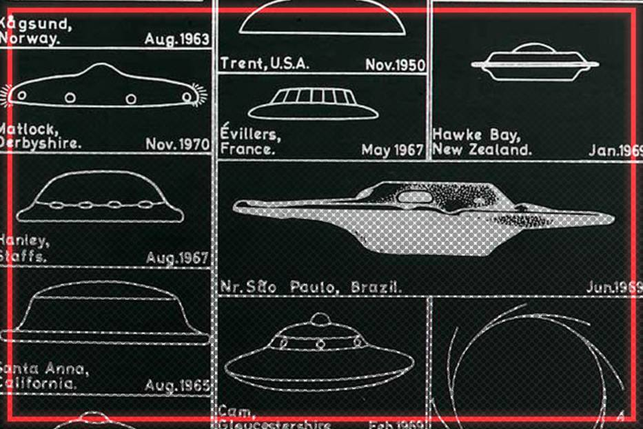 Miasteczko Bonnybridge w Szkocji nazywane jest stolicą UFO