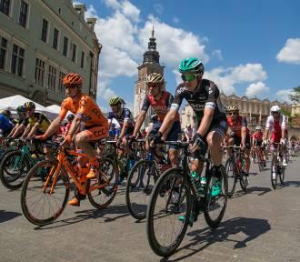 Tour de Pologne 2018 w Krakowie. Duże utrudnienia dla kierowców