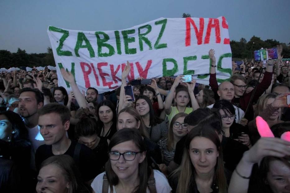 Juwenalia Poznań 2018: Koncert Krzysztofa Krawczyka 2018 [ZDJĘCIA]