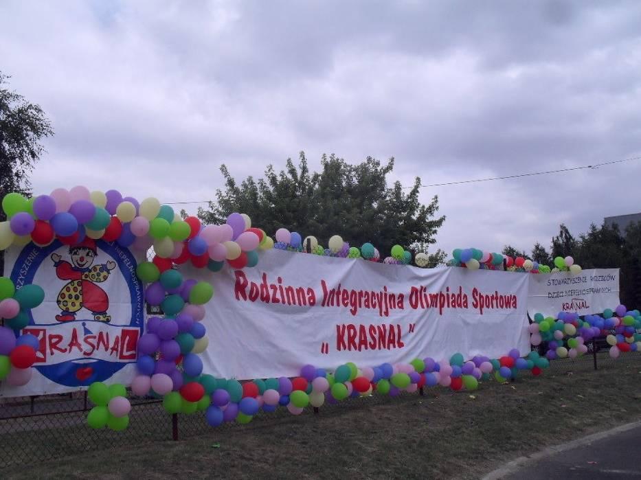 IX Rodzinna Integracyjna Olimpiada Sportowa Krasnal 2010 rozpoczęta