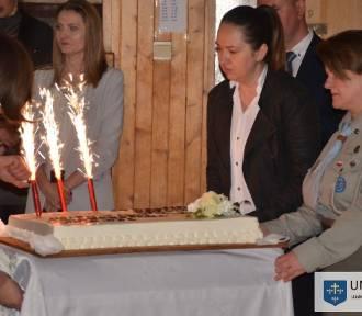 25-lecie nadania imienia i sztandaru Szkole Podstawowej w Wieleninie (ZDJĘCIA)