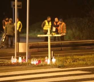 Śmierć nastolatek na DK44 w Mikołowie. Jest akt oskarżenia przeciwko sprawcy WIDEO, FOTO