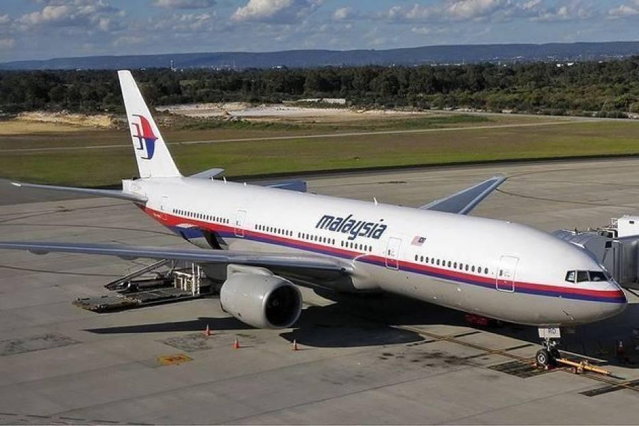 Boeing 777 zestrzelony nad Donbasem przed odlotem