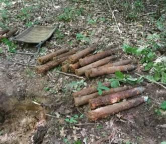Gmina Rzewnie. Znaleźli niewybuchy z II wojny światowej