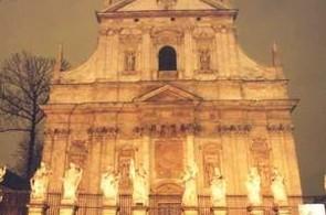 Kościół św. Piotra i Pawła, Kraków, ul. Grodzka 64, telefon i godziny mszy