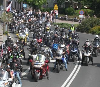 Motocykliści ponownie opanowali Wolsztyn-[Zdjęcia]