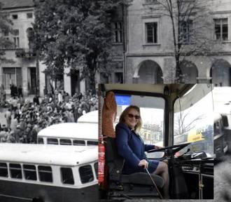 Gorlice. Pierwsze autobusy przyjechały do miasta 60 lat temu i na pewno nie były eko - jak dziś