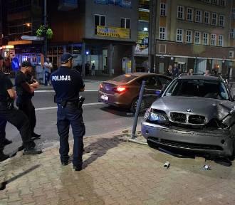 Masakra na Wyszyńskiego. 18-latek wjechał BMW w widzów