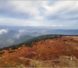 Wieża widokowa na Śnieżniku. Mamy dla Was zdjęcia widoku z jej szczytu