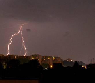 IMGW ostrzega: Nadciągają burze z gradem!