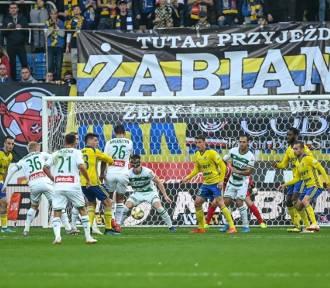 Arka Gdynia - Lechia Gdańsk 2:2 [skrót meczu]