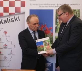 Powiat kaliski zmodernizuje drogę Emilianów – Dębsko dzięki wsparciu województwa