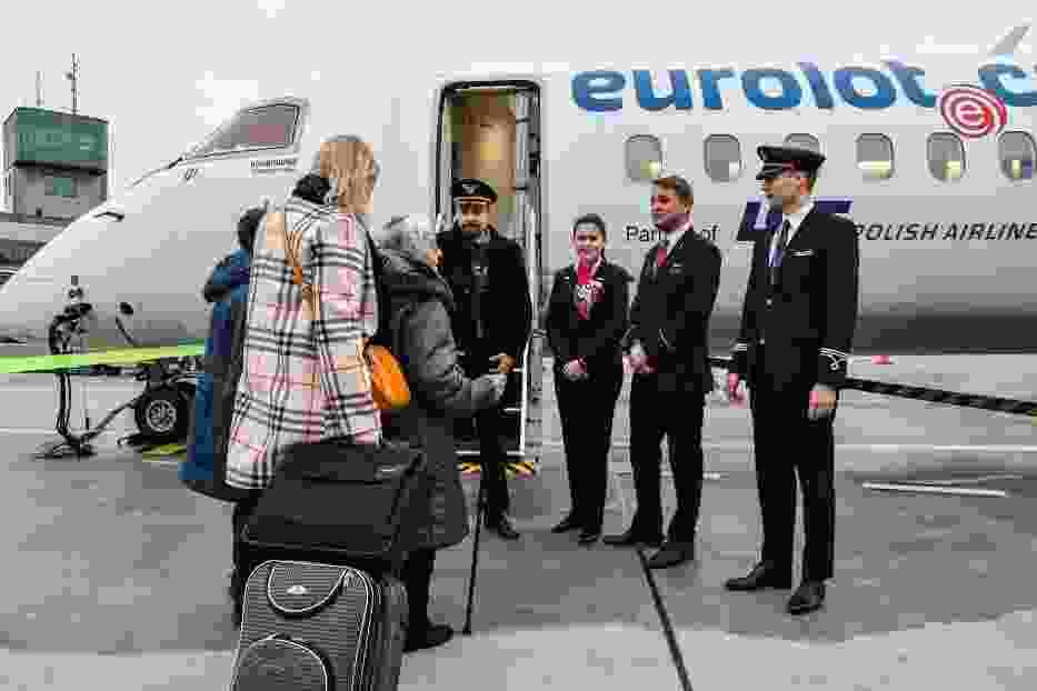 425 230 Pasażerów odprawił Port Lotniczy Bydgoszcz w ubiegłym roku
