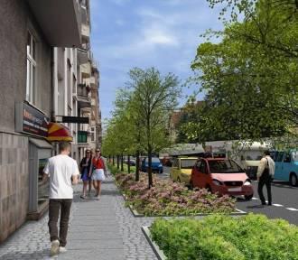 Przez przebudowę ubędzie miejsc parkingowych na ul. Jackowskiego