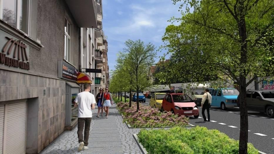 Jeszcze wiosną powinna ruszyć przebudowa ulicy Jackowskiego