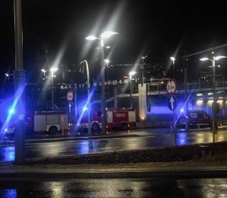Tragedia na torach w Gdyni. Śmiertelny wypadek na SKM Gdynia Główna