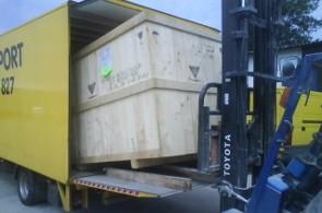 PANDERA - transport, recykling