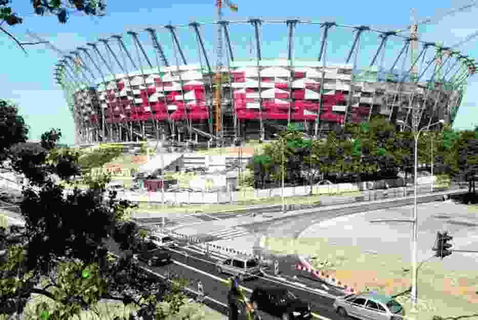 W niedzielę będzie można zobaczyć stadion od środka