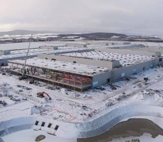 Motoryzacyjny gigant zbuduje na Dolnym Śląsku fabrykę... baterii [ZDJĘCIA]
