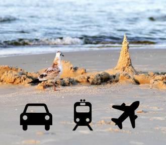 Kierunek: Bałtyk. Jak dojechać nad morze?