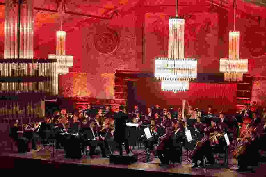 Orkiestra Opery Krakowskiej pod Dyrekcją Tomasza Tokarczyka