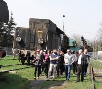 Muzealnicy zwiedzają Zduńską Wolę [zdjęcia]