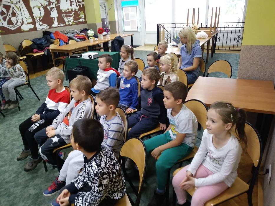 SM Piast dla dzieci z okazji Międzynarodowego Dnia Animacji