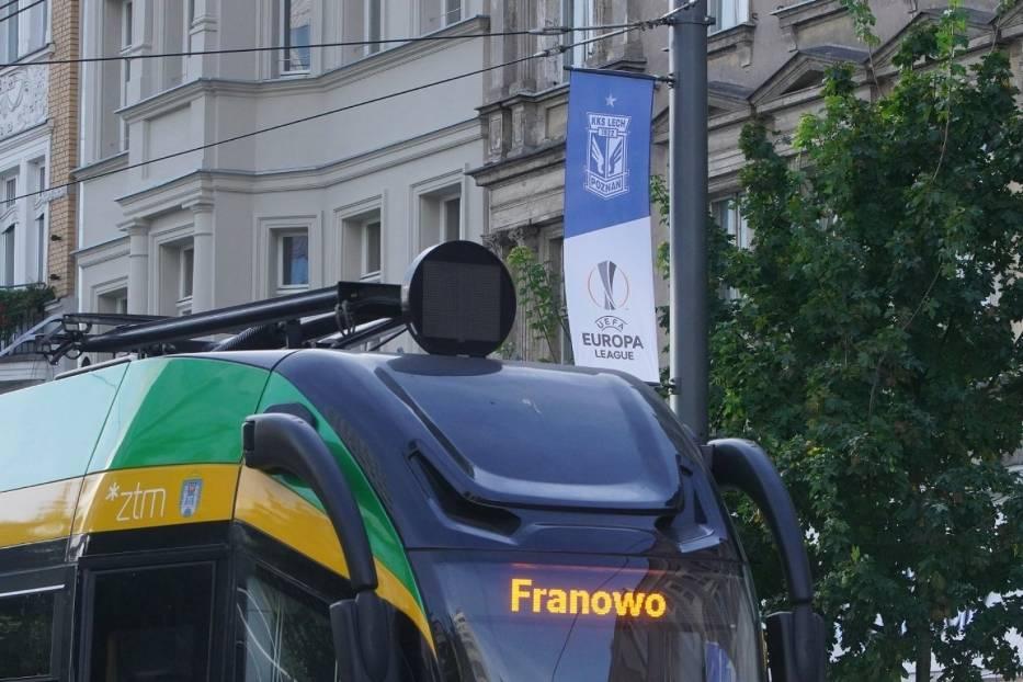 W czwartek w Poznaniu odbywa się piłkarskie święto, a więc mecz Lecha Poznań z Benfiką Lizbona w Lidze Europy, która nie gościła w naszym mieście od 2015 roku