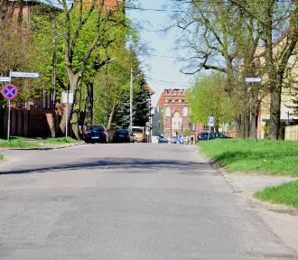 Malbork. Opóźnia się przebudowa ulicy Słowackiego. Jest problem z przetargiem - oferty bardzo