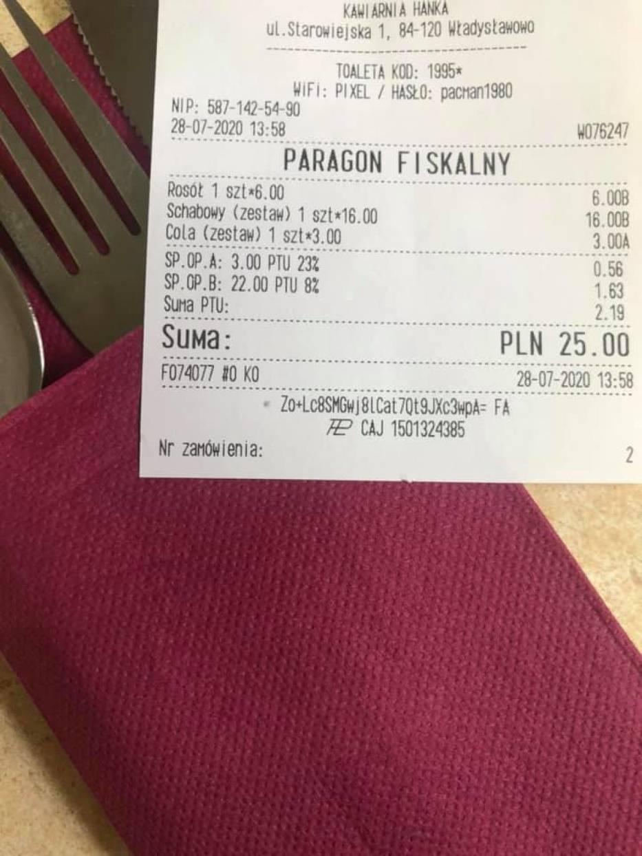 Hanka Władysławowo - lokal z turystycznej stolicy powiatu puckiego udowadnia, że w wakacje 2020 nad morzem można zjeść smacznie i tanio