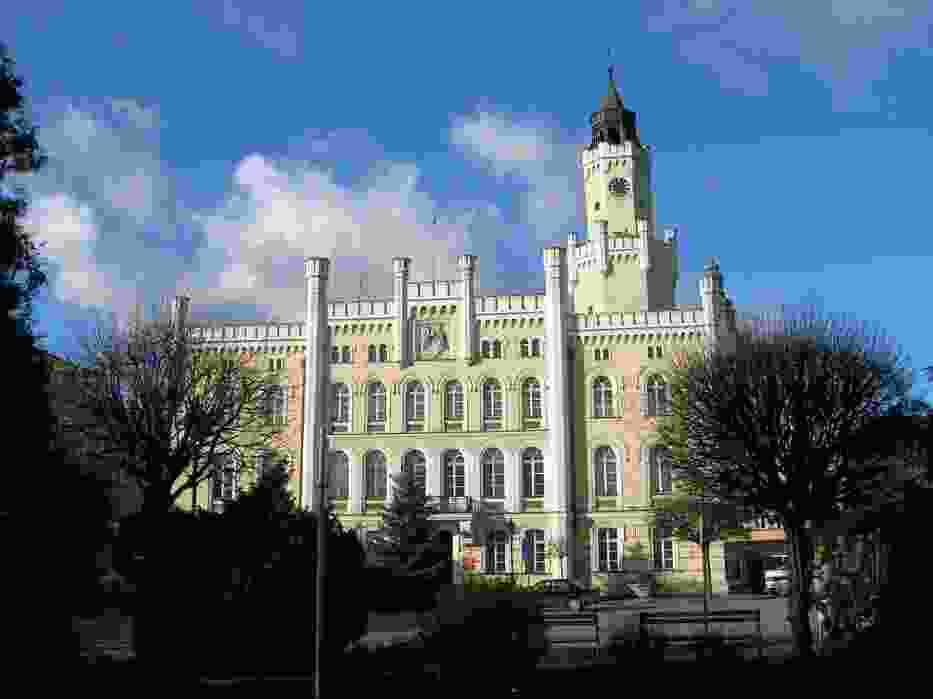 Będzie można wejść na wieżę ratusza i oglądać wspaniałą panoramę miasta i okolic
