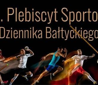 PLEBISCYT SPORTOWY. Gala online już w sobotę, 27 lutego!