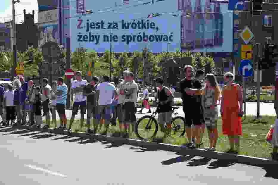 Tour de Pologne 2017 w Katowicach